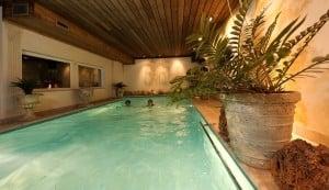 zwembad fysiotherie 35 graden