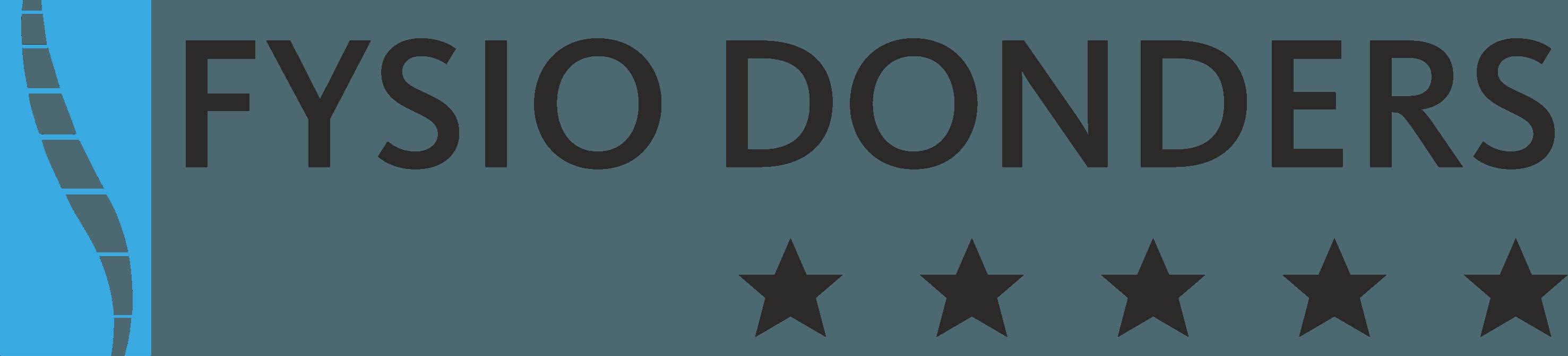 Logo fysiotherapie Donders Arnhem