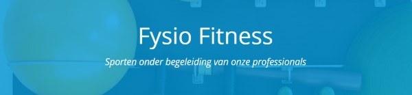 Fysio Donders fysio fitness